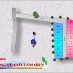 KAVLING GRAND TAMARIN
